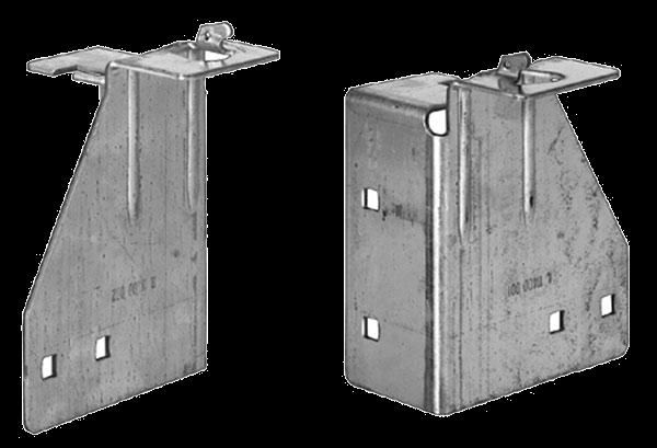 Novoferm Eckverbinder-Paar iso 20-1
