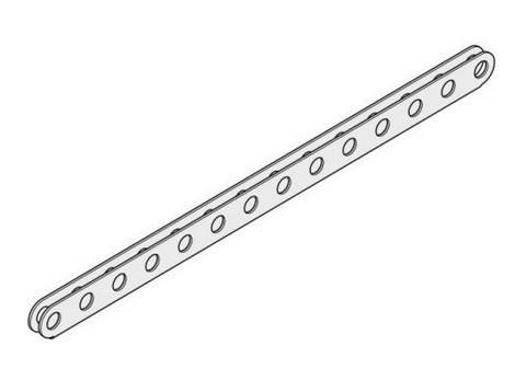 Sommer Schubarm für Torblatt Lochabstand 325 mm