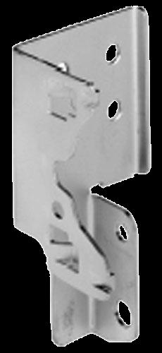 Pfullendorfer Lagerplattenhalterung für vorneliegende Torsionsfederwelle rechts
