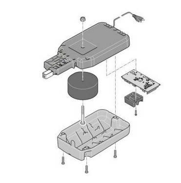Sommer Deckensteuerung base+ 200 VA