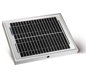 Solarmodul für Novomatic Torantrieb ab Modell 403