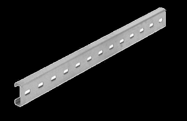 Novoferm Ankerschiene C 30, 1000 mm lang iso 20-2