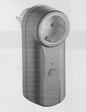 Teckentrup Funkempfänger im Steckdosengehäuse, SOMsocket, 868,95 MHz