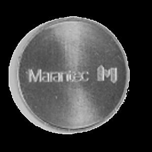 Marantec Münze für Münzprüfer / Münzanalage