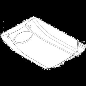 Marantec Antriebshaube für Comfort 220.2 blueline
