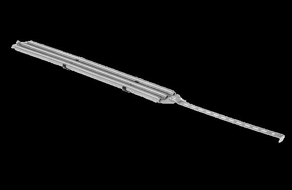 Novoferm Zugfedereinheit F1064, 22,4-2,20-547
