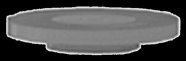 Novoferm Isolierbuchse Edelstahl Zargenfuß iso 20-2