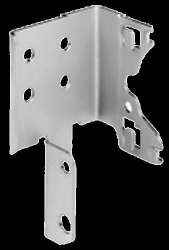 Novoferm Lagerplattenhalterung für vorneliegende Torsionsfederwelle links