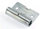Teckentrup Laufrollenhalter Stahl vezinkt (60mm)